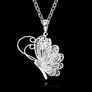 Jewelry - 3-D Butterfly Necklace
